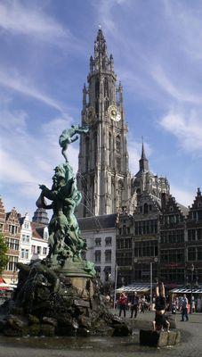 Belgium-Antwerp