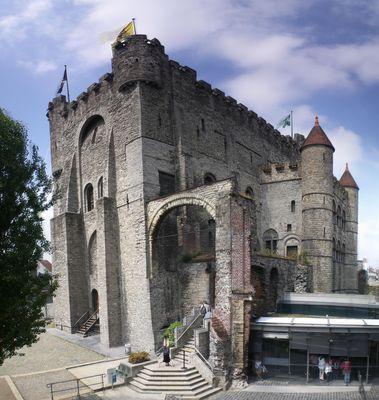 Belgium-Ghent