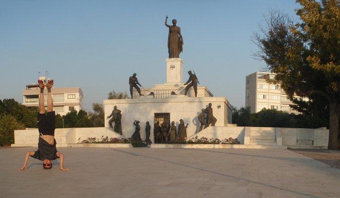 Cyprus-Nicosia