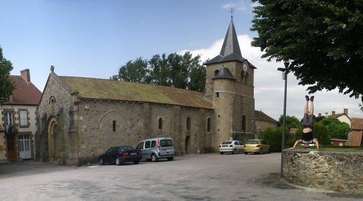 France-Voussac