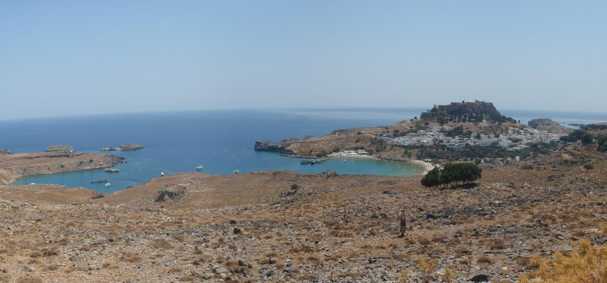 Greece-Lindos