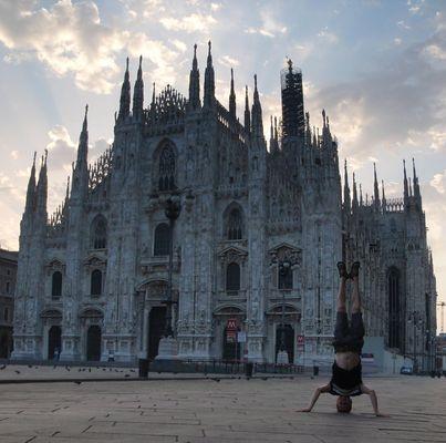 Italy-Milan