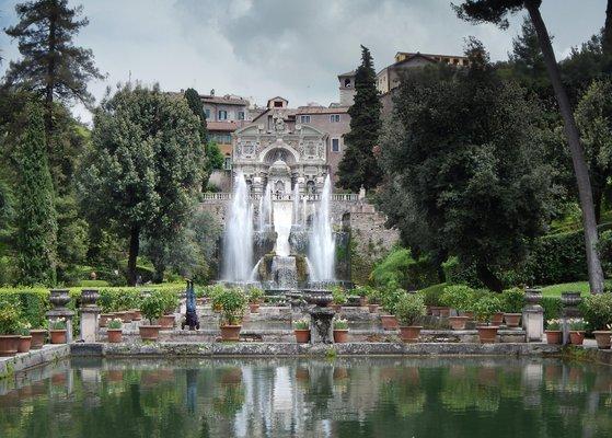 Italy-Tivoli