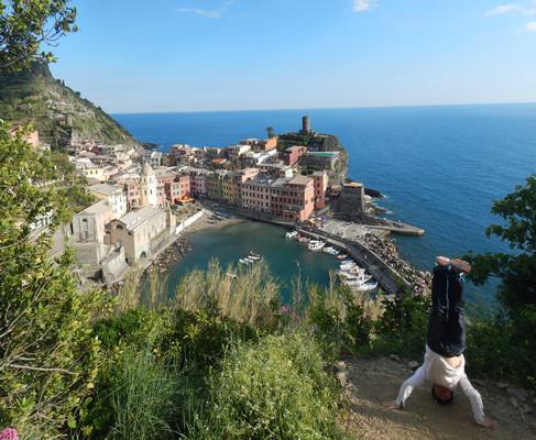 Italy-Vernazza