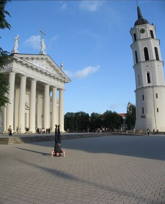 Lithuania-Vilnius