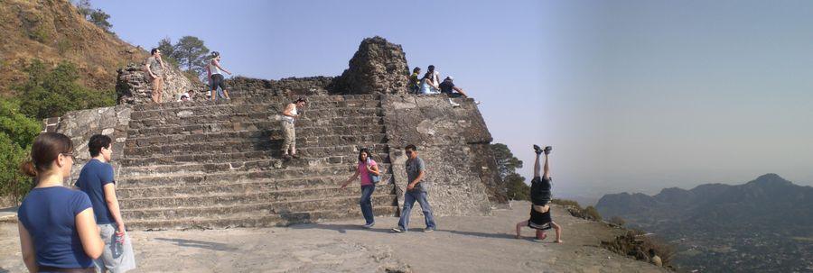 Mexico-Tepoztlan