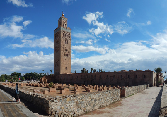 Morocco-Marrakech