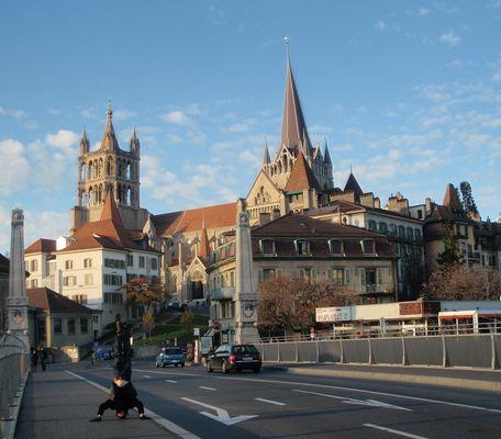 Switzerland-Lausanne