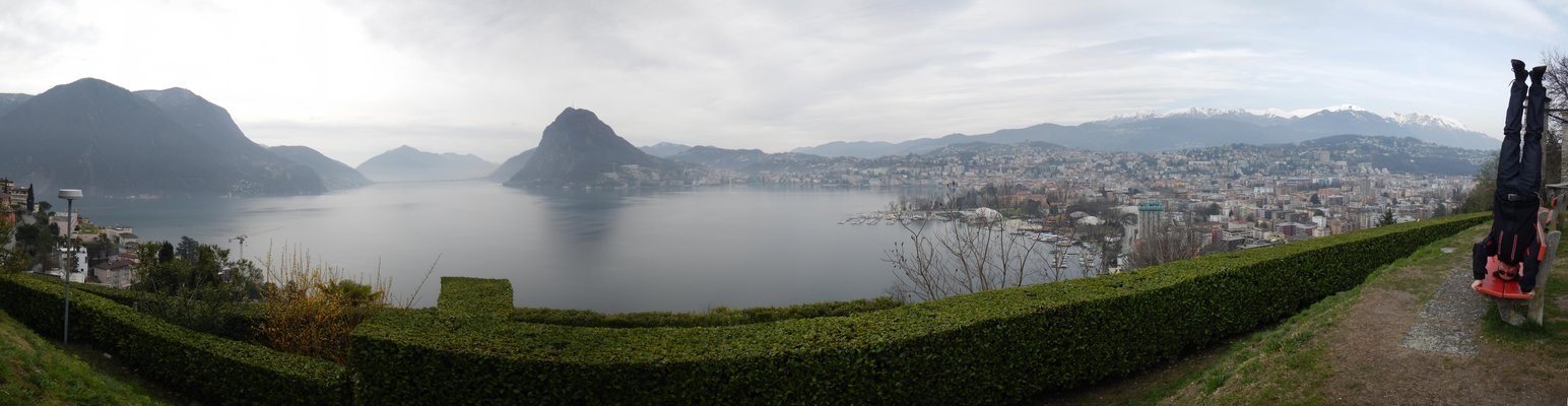 Switzerland-Lugano
