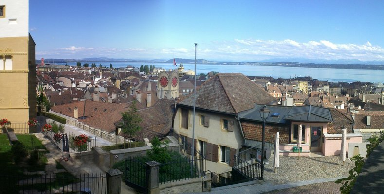 Switzerland-Neuchatel