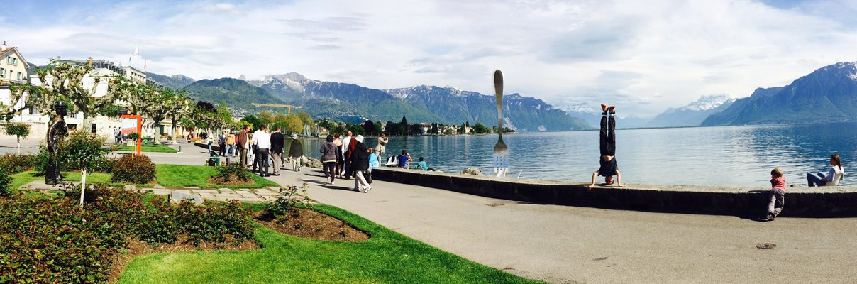 Switzerland-Vevey